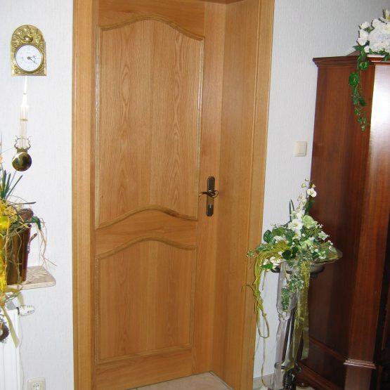 Zimmertüren aus massivem Holz